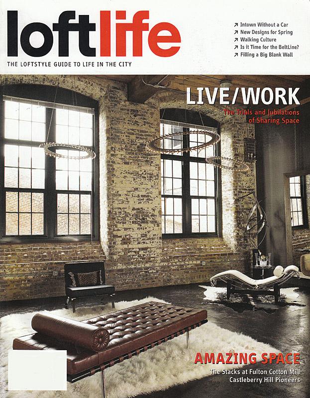Loft Living Magazine Loft Living Magazine  Home Design