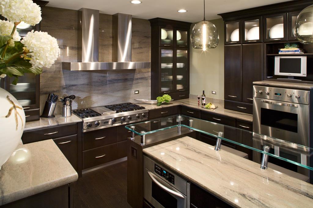 Two Stamen Pendants Walk Into A Kitchen.