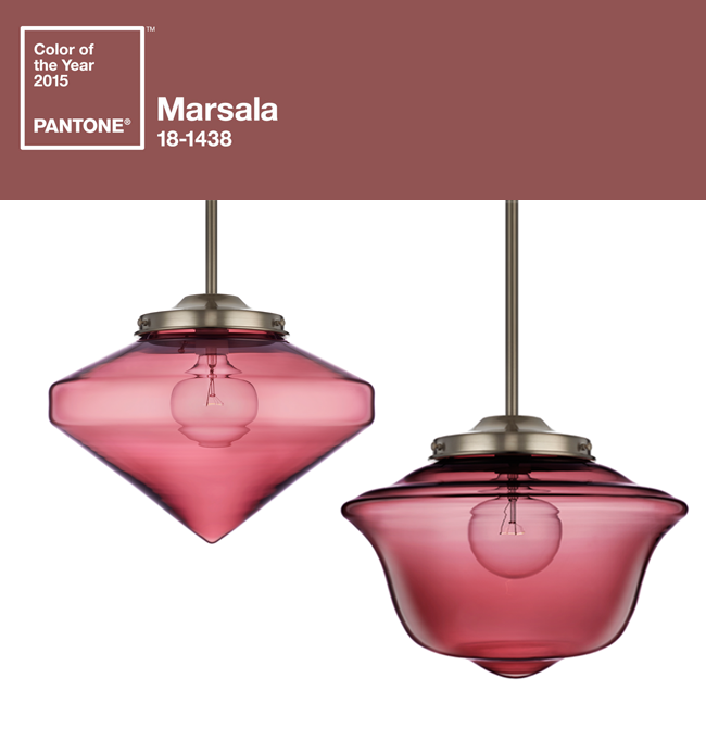 Pantone Color Of The Year Marsala