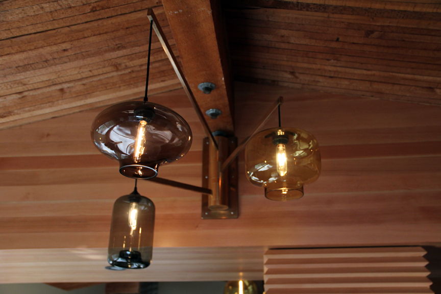 Customized Niche Modern Light Fixtures In Portland