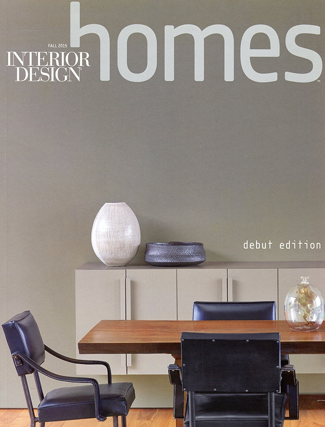 Interior Design Magazine Lighting