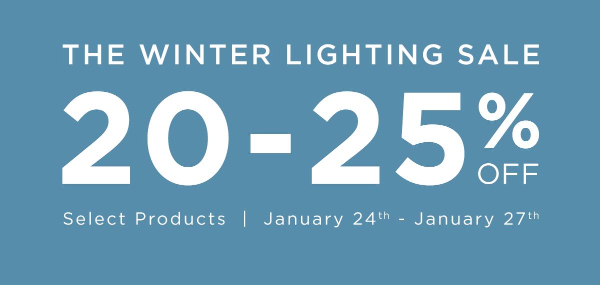 Winter Glass Pendant Lighting Sale Starts Now