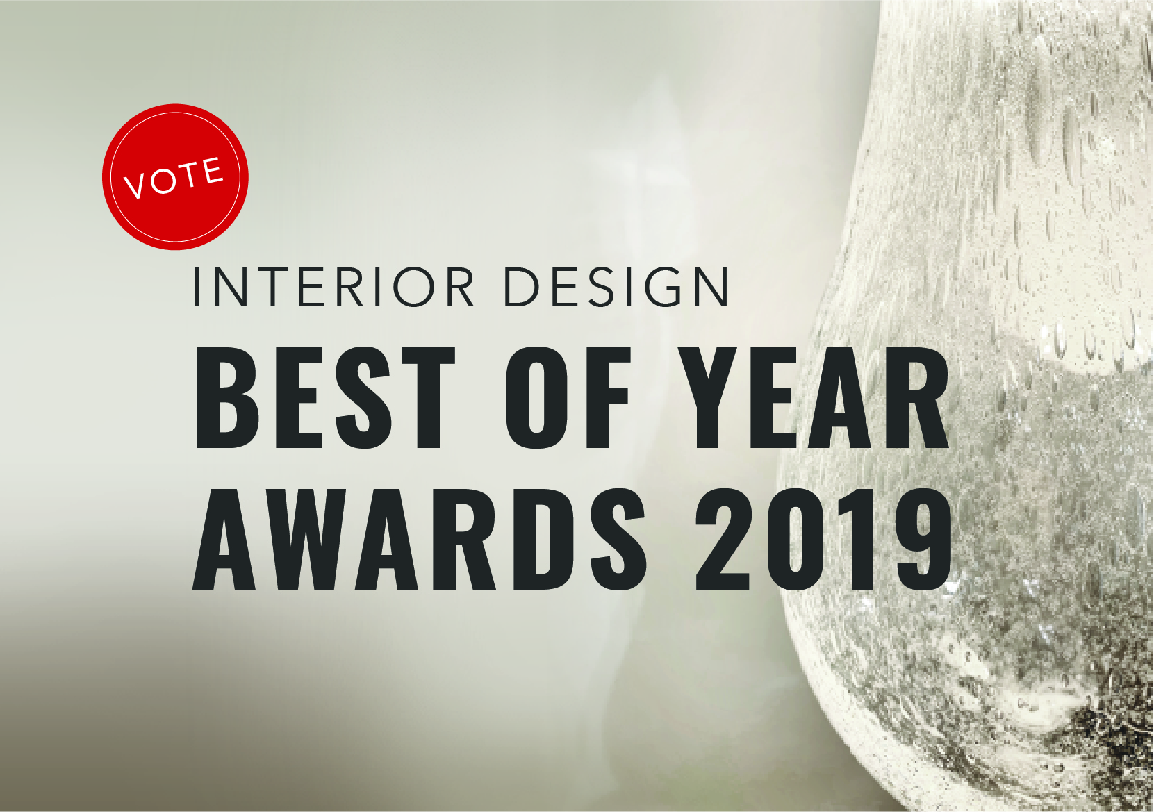 Vote For Niche Pendants In Interior Design Best Of Year Awards